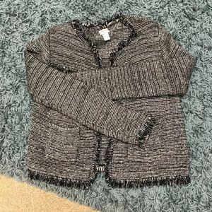 Chico's Trendy Knit Jacket